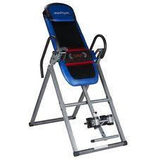 body fit inversion table bodyfit isa2650 inversion table ebay