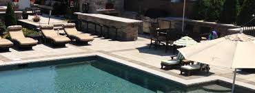 Landscaping Around Pools by Olmo Bros Construction U0026 Landscaping