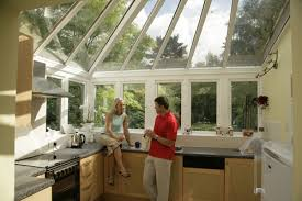 kitchen conservatory ideas kitchen conservatory conversion greenhouse kitchen