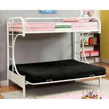 AJ Homes Studio Freesia Double Bunk Bed  Reviews Wayfair - Double double bunk bed
