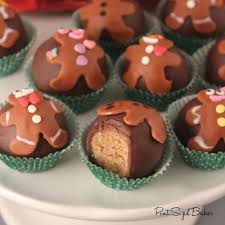 little debbie gingerbread truffles pint sized baker