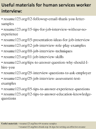 human services resume samples gallery creawizard com