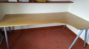 Ikea Galant Corner Desk Right Ikea Galant Left Corner Desk Nazarm