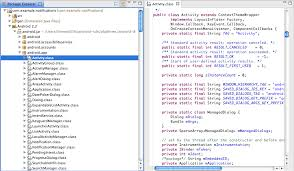 android sdk eclipse viewing android source code in eclipse