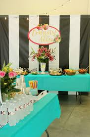 fabulous ideas abby u0027s graduation party in kate spade style