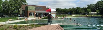 Iowa wild swimming images Webber natural swimming pool jpg