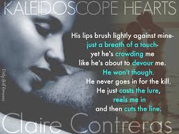 Love Happens Quotes by Kaleidoscope Hearts Hearts 1 By Claire Contreras