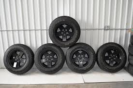 jeep rims black jeep wrangler black wheels oem oem factory wheels rims ford