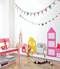 mur chambre enfant décorer un pan de mur avec nos idées en 42 photos rooms