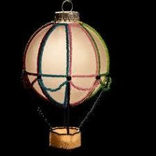 beaded air balloon pattern air balloonbeaded