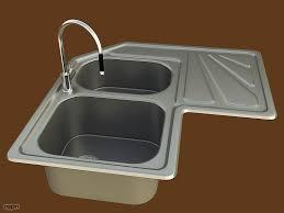 Kitchen Sink Foster Corner D Model CGStudio - Foster kitchen sinks