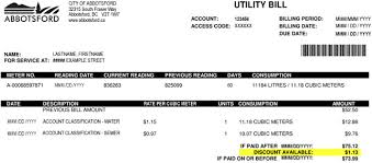 city of abbotsford utility bill payment options
