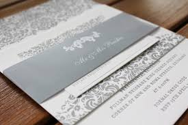 wedding invitations queensland classic baroque letterpress