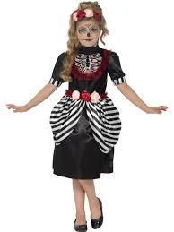 sugar skull costume child sugar skull costume 44290 fancy dress