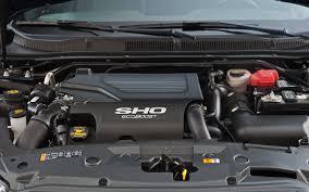 Ford Taurus Sho 1996 2013 Ford Taurus Sho Engine Bay Photo 46341952 Automotive Com