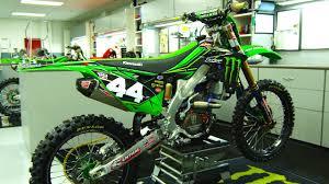 motocross pro inside adam cianciarulo u0027s factory monster energy pro circuit