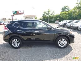 black nissan rogue 2016 2016 magnetic black nissan rogue sv awd 113860070 photo 6