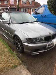 bmw convertible gumtree bmw convertible in stafford staffordshire gumtree