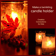 a candle holder