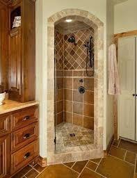 Corner Bathroom Showers Corner Tile Shower Rroom Me