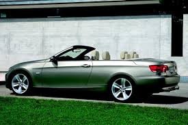 2010 bmw hardtop convertible 2007 2010 bmw 3 series convertible used car review autotrader