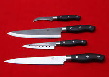 rostfrei kitchen knives 4pcs goldsun rostfrei kitchen knife set chef sashimi fruit boning