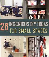 Storage Ideas Small Apartment 29 Sneaky Diy Small Space Storage And Organization Ideas On A