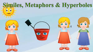 similes metaphors u0026 hyperboles differences examples u0026 practice