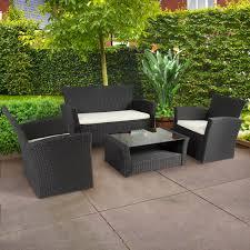 bestchoiceproducts rakuten 4pc outdoor patio garden furniture