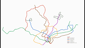 Singapore Subway Map by Singapore U0027s Mrt Map Distance Vs Geographical Distance Album On Imgur