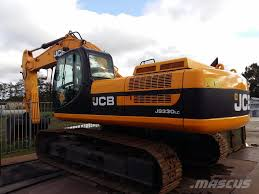 Used Jcb Js 330 Lc Crawler Excavators Year 2010 For Sale Mascus Usa