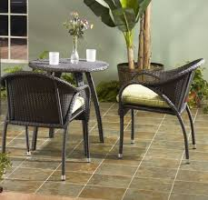 Granite Patio Tables Great Granite Oversized Patio Tables And A Set Of Contemporary