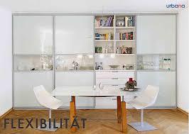 schranksysteme wohnzimmer schiebetüren und gleittüren nach maß urbana möbel