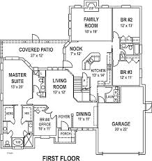 simple four bedroom house plans simple home blueprints small house design floor plan resize designs