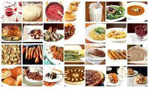 thanksgiving menu ideas annaunivedu