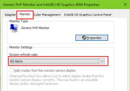 fix screen flashing flickering windows 10 creators update