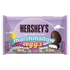 easter marshmallow eggs hershey s easter marshmallow eggs 5 4 oz grocery