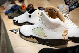 Wedding Samples 25 Air Jordan 5 Samples That Never Released Sole Collector