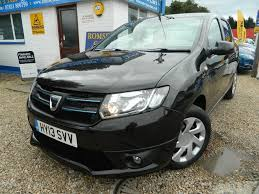 used dacia sandero 1 1 for sale motors co uk