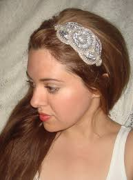 rhinestone headband headband royale silver rhinestone headband headband bridal