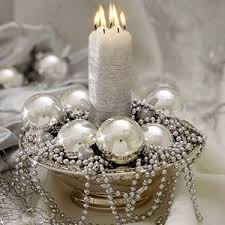Silver Centerpieces For Table 29 Best Christmas Party Images On Pinterest Christmas Parties