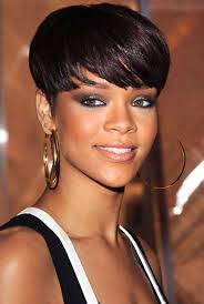 black american hair style on a circle face to school 31 stunning short hairstyles for gorgeous women