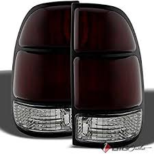 2004 tundra tail light amazon com spyder auto toyota tundra black altezza tail light