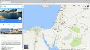 Earth Maps Google Maps Remove Palestine From Earth Map Youtube