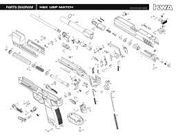free download kwa h u0026k usp match gas blowback instruction manual