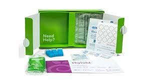 Home Std Test by Everlywell At Home Thyroid Test