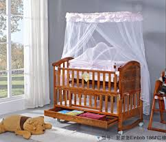 Baby Bed Net Canopy by Baby Wooden Crib Wheels Baby Wooden Crib Wheels Suppliers And