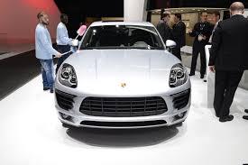 Porsche Macan X6 - porsche macan at 2014 naias