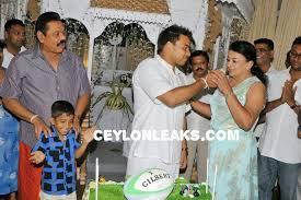 Namal Rajapaksa Namal Rajapaksa Celebrates His 28th Birthday With His Parents