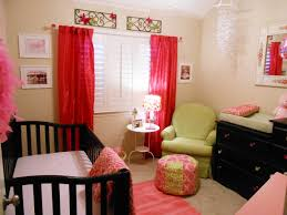 pink and green girls room just shy of perfection